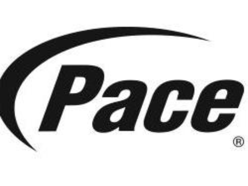 Pace logo.